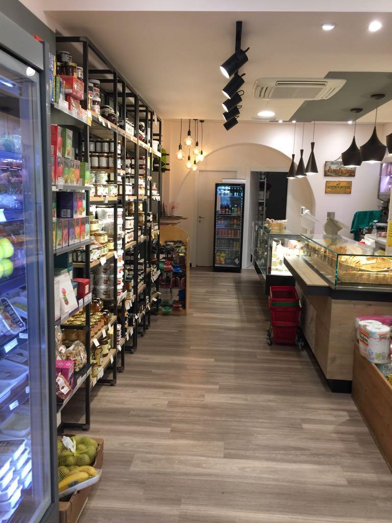 Ingegno shop arredamento pasticcerie panifici e food store for Arredamento shop